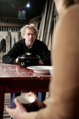 RAY - Publiciteits- en scènefotografie in opdracht van Het Groote Hoofd. Foto's van de locatievoorstellingen 'In het Hart' en 'The Lonesome West'. ©2009 Raymond de Vries