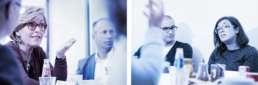 Reportagefoto's van rondetafelgesprekken georganiseerd door o.a. BPD, ManpowerGroup (©2018 Raymond de Vries)