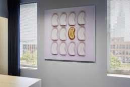 Fotografie Raymond de Vries - In opdracht van Stichting Beroepsopleiding Huisartsen voor haar opleidingscentrum Schola Medica. In samenwerking met Versseput Architecten (Utrecht) fotowerken in zwartwit en kleur voor interieur opleidingscentrum. Foto's va